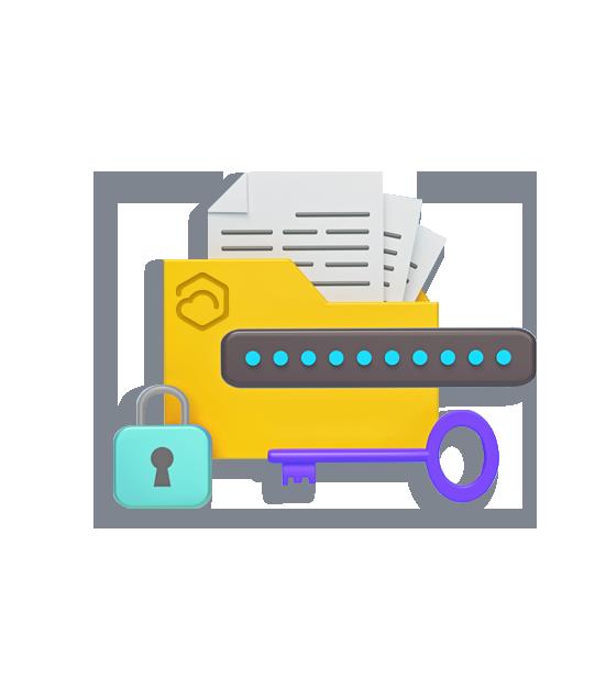 최고의 보안 기술로 데이터 암호화