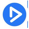 랜섬웨어 대응 비디오 아이콘